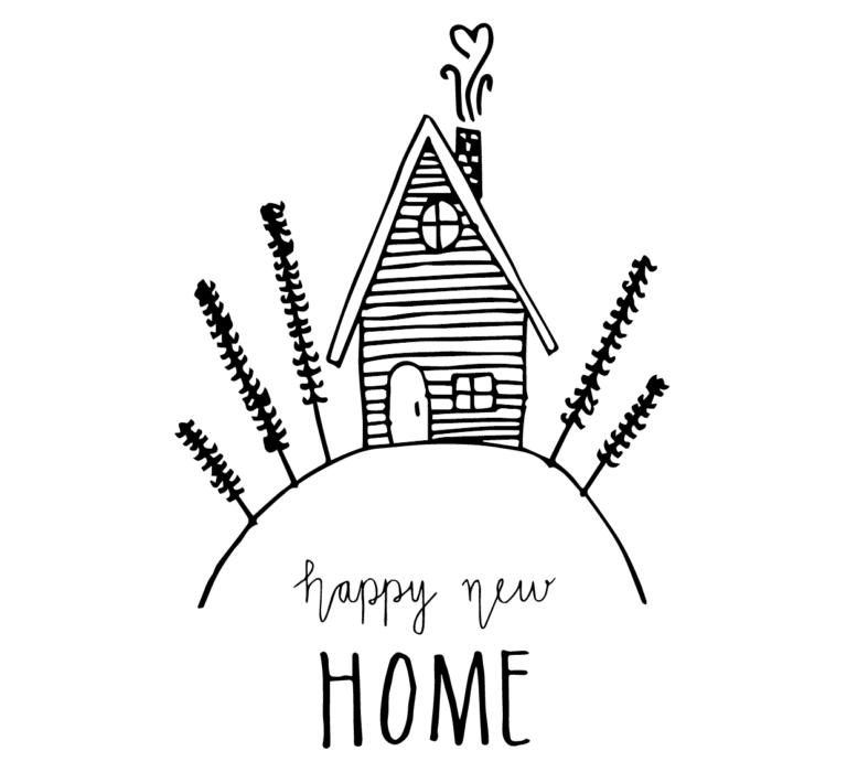 petite maison happy new home