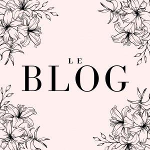 le blog fleurs